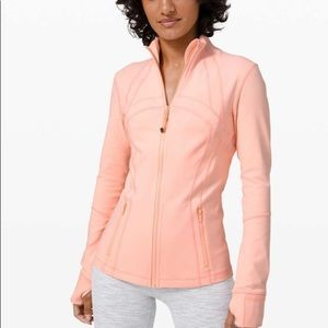 Lululemon Define Jacket 6 Ballet Slipper